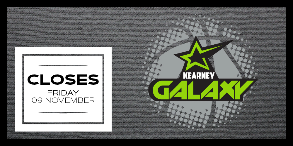 Kearney Galaxy Basketball 2018