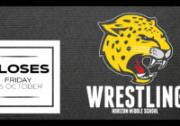 Horizon Middle School Wrestling Apparel 2018